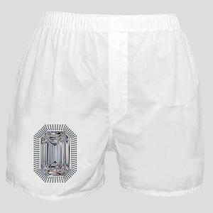 Diamond Pin Boxer Shorts