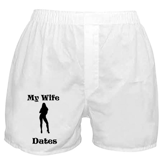 Wife dates black
