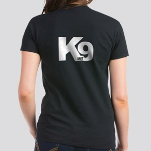 K9 Unit/Handler Deployment Sh Women's Dark T-Shirt