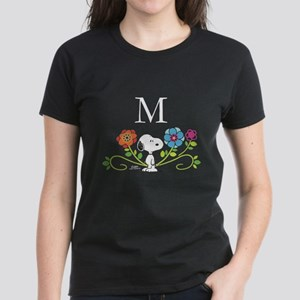 Snoop Flowers Monogram T-Shirt