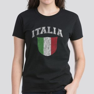 ITALIA (dark shirts) Women's Dark T-Shirt