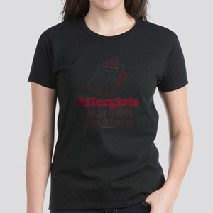 Allergist Immunologist Women's Dark T-Shirt