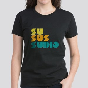Sussudio Collins Women's Dark T-Shirt