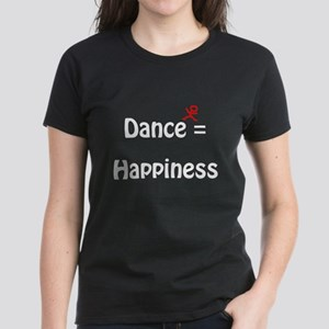 Dance Happiness White T-Shirt