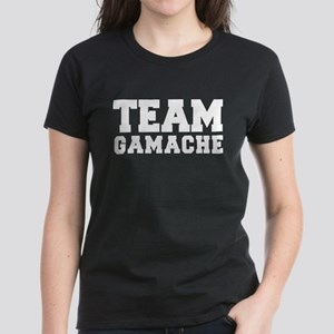 TEAM GAMACHE Women's Dark T-Shirt