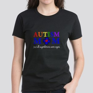 Autism Mom Superhero T-Shirt