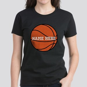 Customize a Basketball T-Shirt