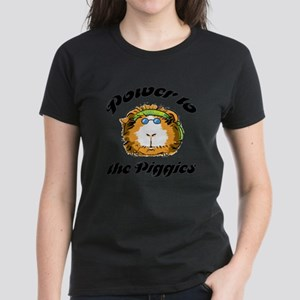 Power to the Piggies Women's T-Shirt