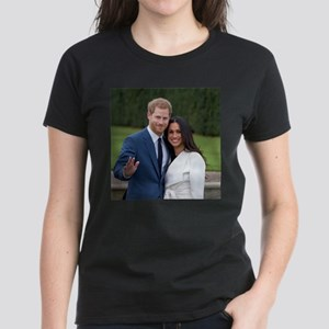 HRH Prince Harry and Meghan Markle Royal W T-Shirt