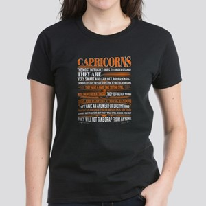 Capricorns Difficult Ones To Understand Zo T-Shirt