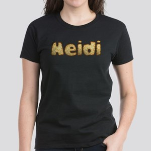 Heidi Toasted Women's Dark T-Shirt
