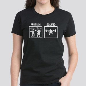 Problem Solved Powerlifting T-Shirt