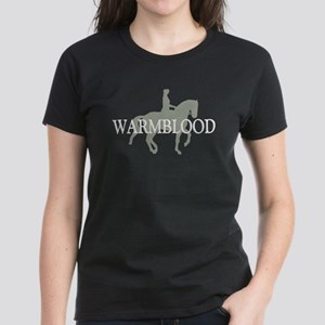 Piaffe Warmblood Women's Dark T-Shirt