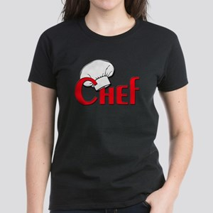 Chef Women's Dark T-Shirt