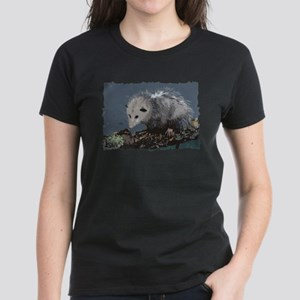 Opossum on a Gnarley Branch T-Shirt