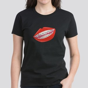 Braces Teeth T-Shirt