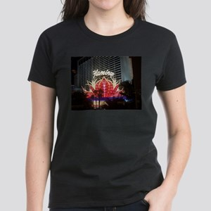 The Flamingo Hotel and Casino Women's Dark T-Shirt