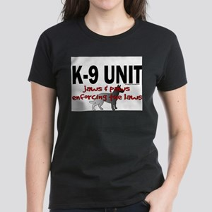 K9 UNIT: Jaws & Paws Women's T-Shirt