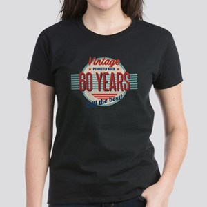 Funny 60th Birthday Old Fashioned T-Shirt