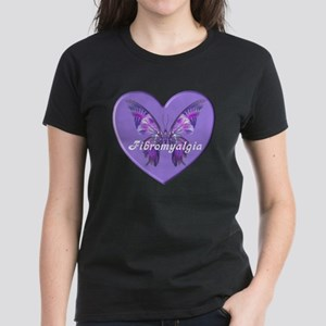 FIBRO BUTTERFLY HEART T-Shirt