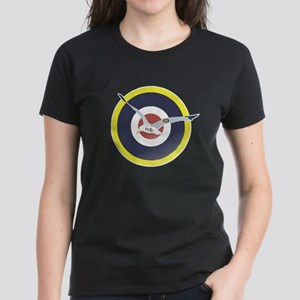 Brighton Seagull Women's Dark T-Shirt