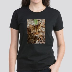 Bengal Cat Women's Dark T-Shirt