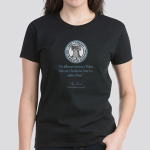 Ayn Rand Quote Women's T-Shirt