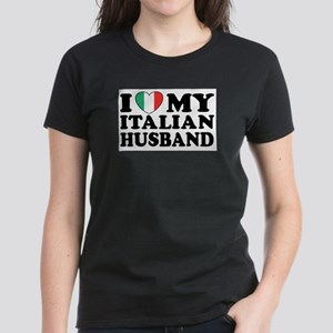 I Love My Italian Husband Women's T-Shirt
