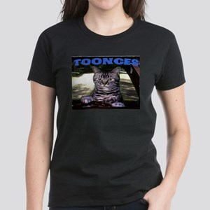 TOONCES Women's Dark T-Shirt