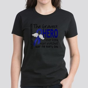 Bravest Hero I Knew Colon Cancer Women's T-Shirt