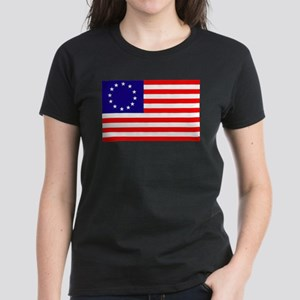 Betsy Ross Flag Women's T-Shirt