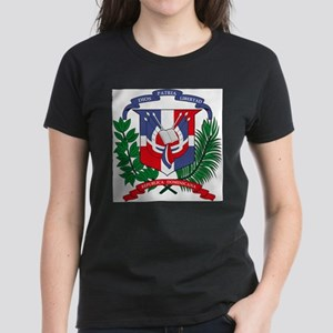 Dominican Republic Coat of Ar Women's T-Shirt