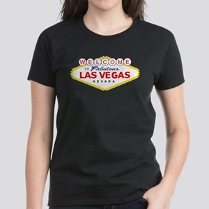 Las Vegas Women's Dark T-Shirt