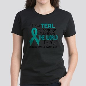 Ovarian Cancer MeansWorldToMe2 T-Shirt