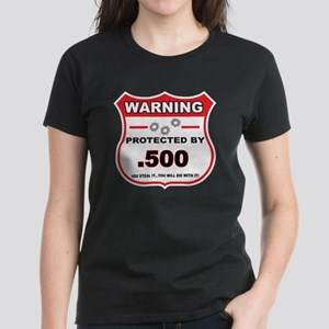 protected by 500 shield T-Shirt