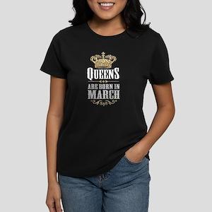 d5feb90b March Birthday T-Shirts - CafePress