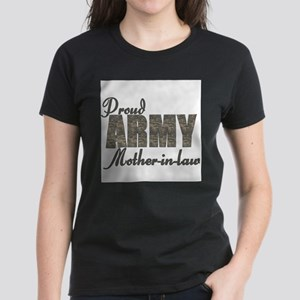 99184e316 Army Mother In Law T-Shirts - CafePress
