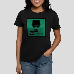 687598f9e Breaking Bad TV Show. Heisenberg Green Version 2 T-Shirt