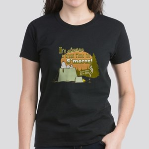 Snoopy Smores T-Shirt