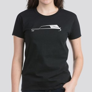 Hearse Logo Women's Dark T-Shirt