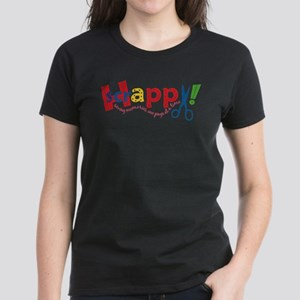 Happy Scrappy Women's Light T-Shirt