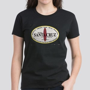 Santa Cruz Women's Dark T-Shirt