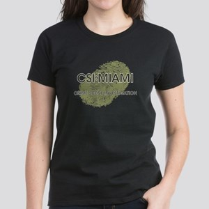 CSI: MIAMI Women's Dark T-Shirt