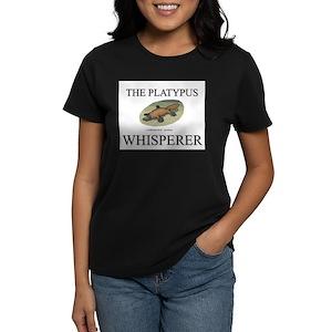 The Platypus Whisperer Women's Dark T-Shirt
