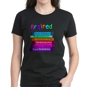 3fd104d9c6 Retirement Women's T-Shirts - CafePress