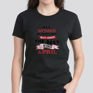 APRIL WOMAN T-Shirt