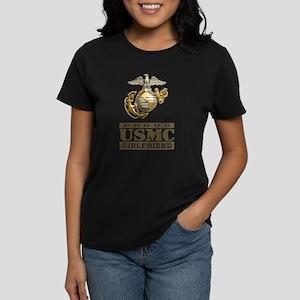 9f6813a6 Proud Marine Girlfriend Gifts - CafePress