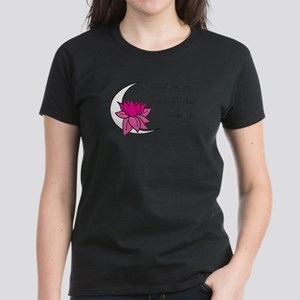 Lotus Moon Women's Dark T-Shirt