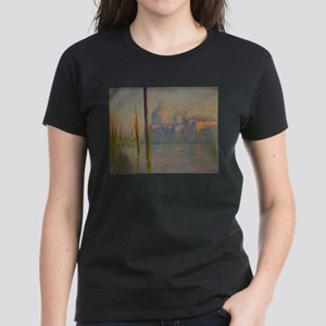 The Grand Canal, Venice Women's Dark T-Shirt