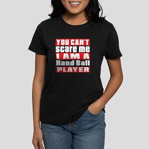 I Am Hand Ball Player Women's Dark T-Shirt